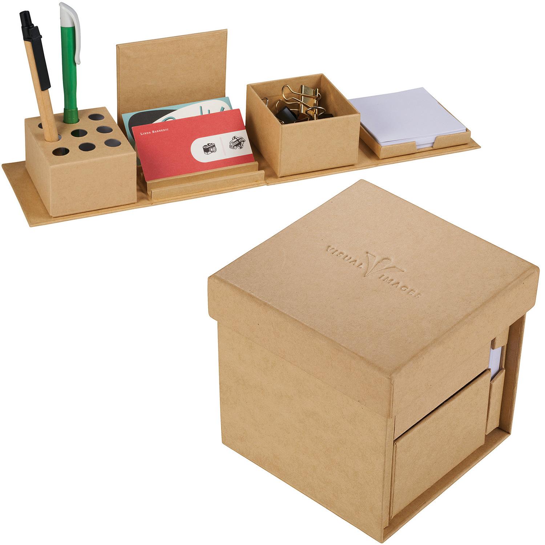 desk youtube watch cardboard organizer diy