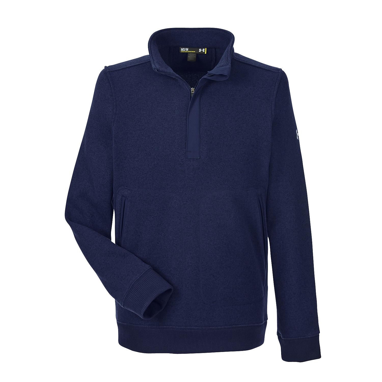 4d169af00 Under Armour Men's Elevate 1/4 Zip Sweater. Home / Shop / Dress Shirts &  Sweaters / Under Armour Men's Elevate 1/4 Zip Sweater ‹ ...
