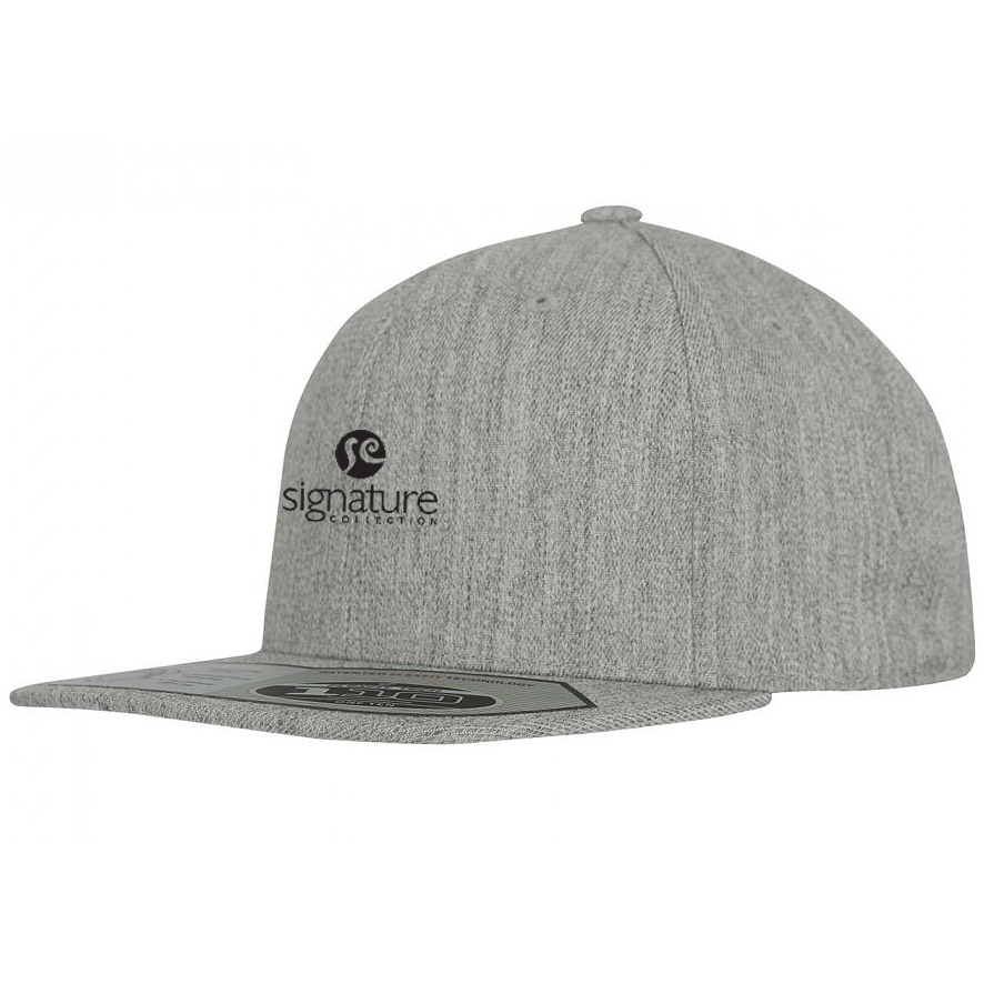 ATC™ by FlexFit® One Ten Snapback Cap - Push Promotional Products ... 92556e45384f